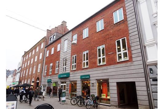 Kontor på Sct. Mathias Gade i Viborg - Ejendommen