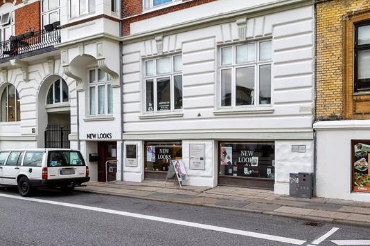 Kontor på Danmarksgade i Aalborg - Ejendommen