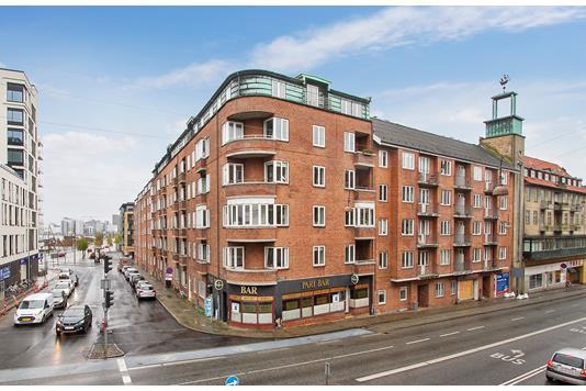 Restauration på Vesterbro i Aalborg - Ejendommen