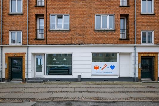 Restauration på Kastetvej i Aalborg - Facade