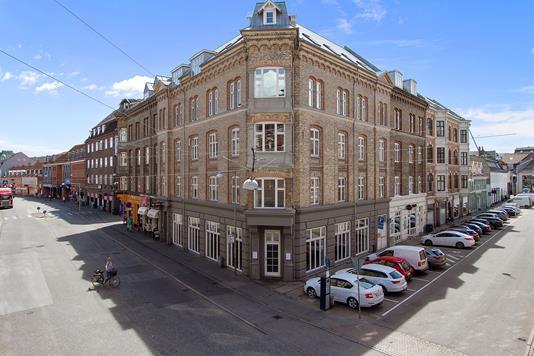 Restauration på Vesterå i Aalborg - Ejendommen