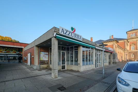 Restauration på John F. Kennedys Plads i Aalborg - Restaurant