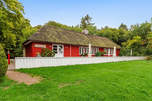Restauration på Møldrupvej i Skørping - Ejendommen