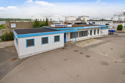 Kontor på Rørdalsvej i Aalborg Øst - Ejendommen