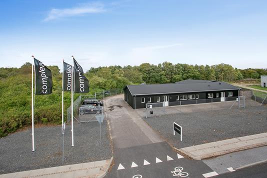 Kontor på Lufthavnsvej i Nørresundby - Ejendommen
