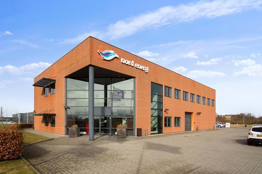 Kontor på Håndværkervej i Brønderslev - Ejendommen