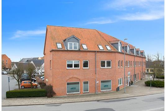 Kontor på Ny Banegårdsgade i Brønderslev - Ejendommen