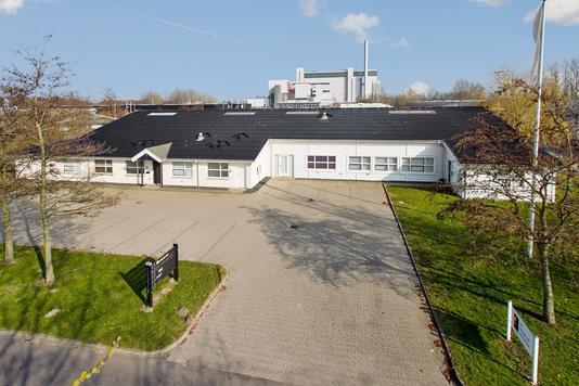 Produktion/lager på Troensevej i Aalborg Øst - Ejendommen