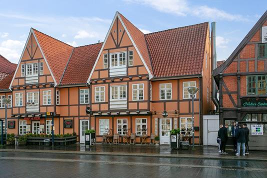 Restauration på Østerågade i Aalborg - Ejendommen