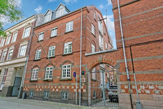 Bolig/erhverv på Søndergade i Aalborg - Ejendommen