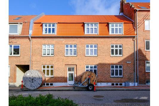 Bolig/erhverv på Norgesgade i Aalborg - Ejendommen