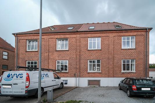 Bolig/erhverv på Østre Alle i Aalborg - Ejendommen