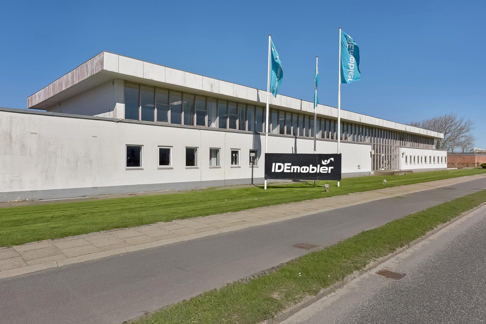 Bolig/erhverv på Nålemagervej i Aalborg - Ejendommen