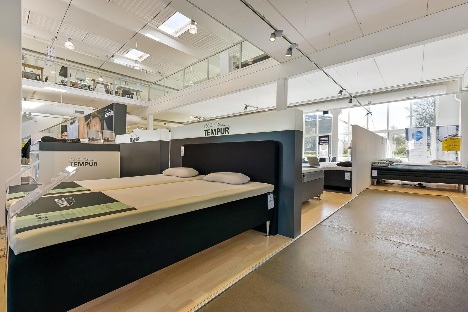 Bolig/erhverv på Nålemagervej i Aalborg - Forretningslokale