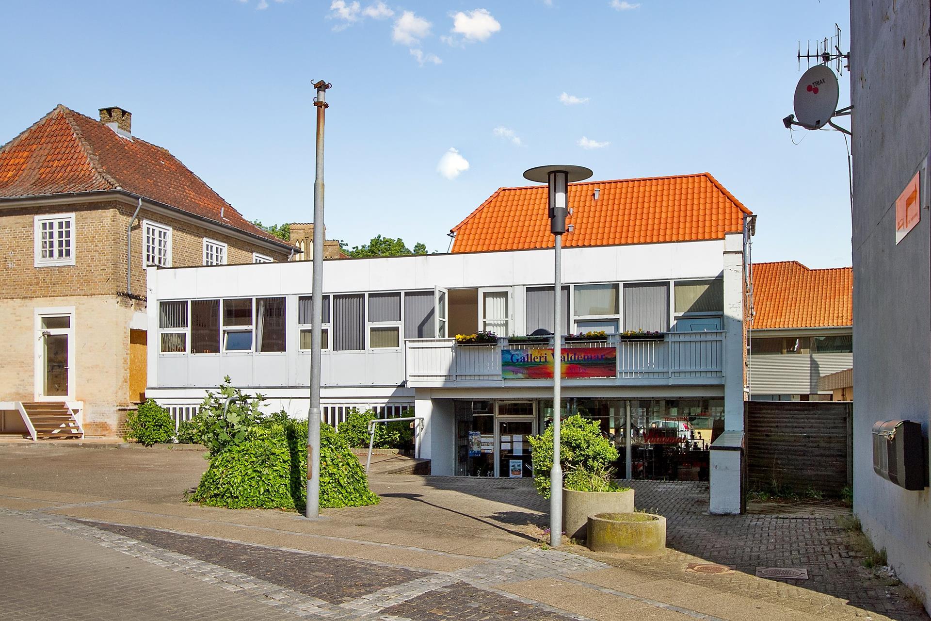Bolig/erhverv på Vestergade i Sæby - Andet