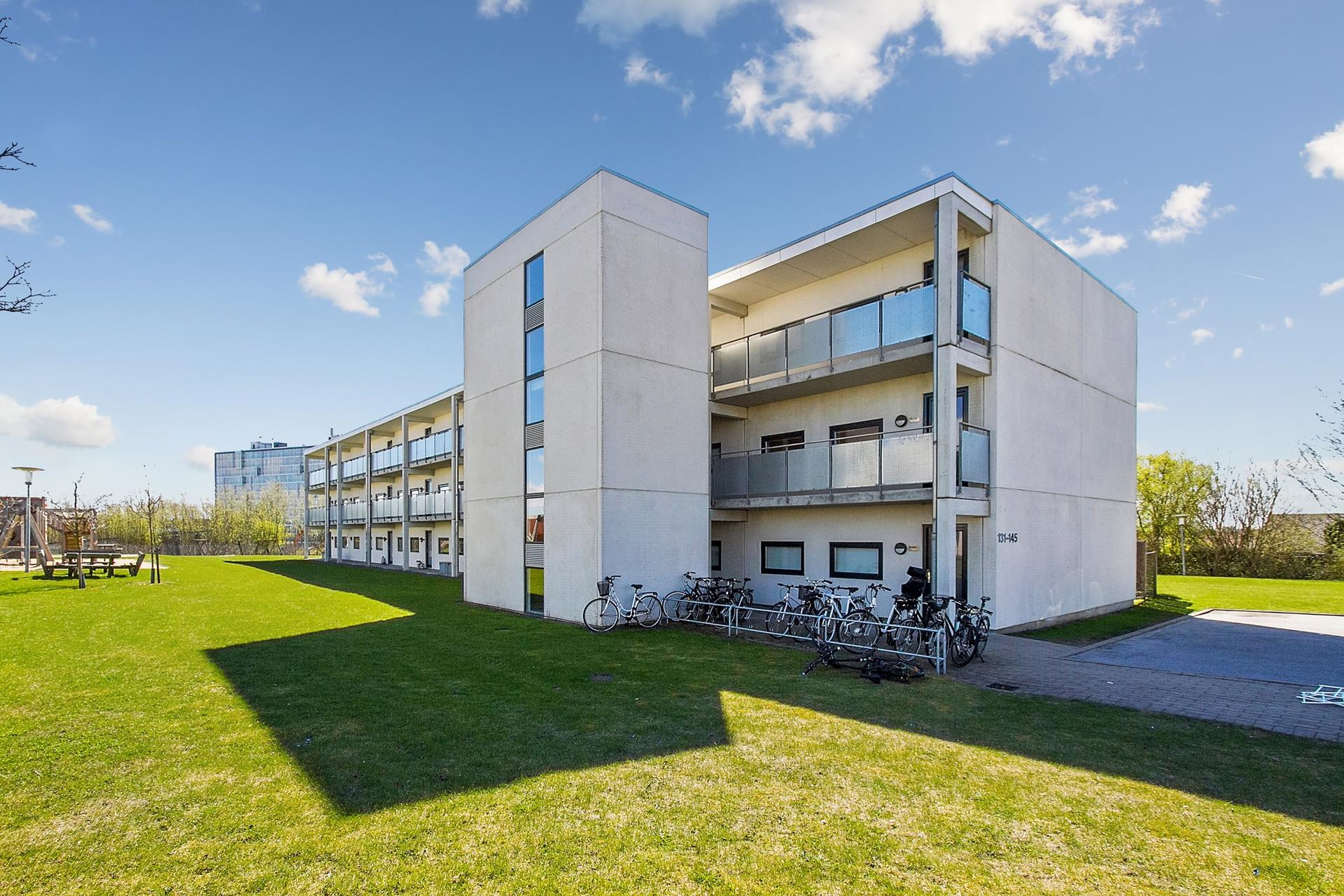 Boligudlejning på Blegkilde Alle i Aalborg - Ejendommen