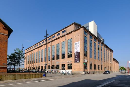 Kontor på Kjellerups Torv i Aalborg - Ejendommen
