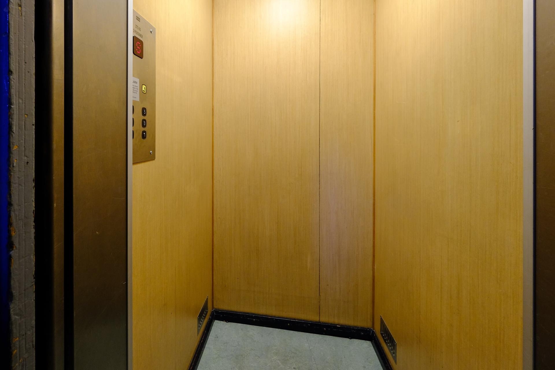 Boligudlejning på Skrågade i Nørresundby - Elevator