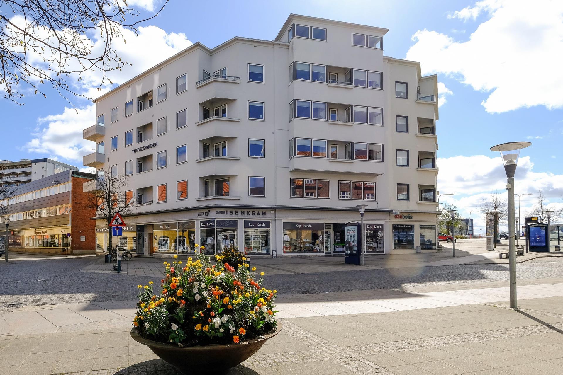 Boligudlejning på Skrågade i Nørresundby - Ejendommen