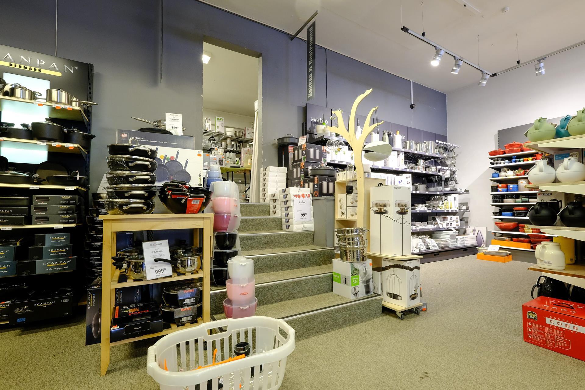 Boligudlejning på Skrågade i Nørresundby - Erhverv