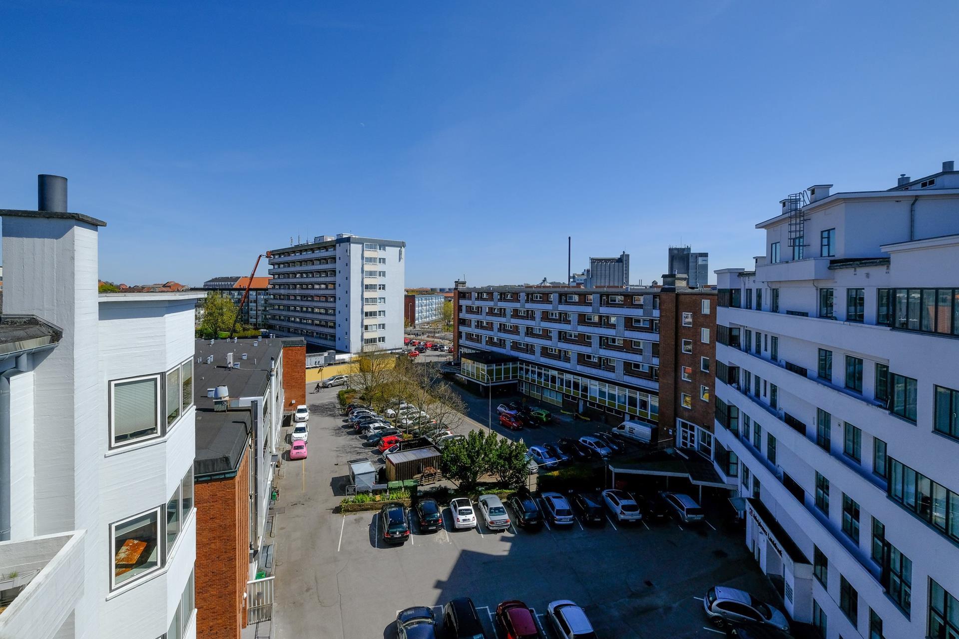 Boligudlejning på Skrågade i Nørresundby - Udsigt