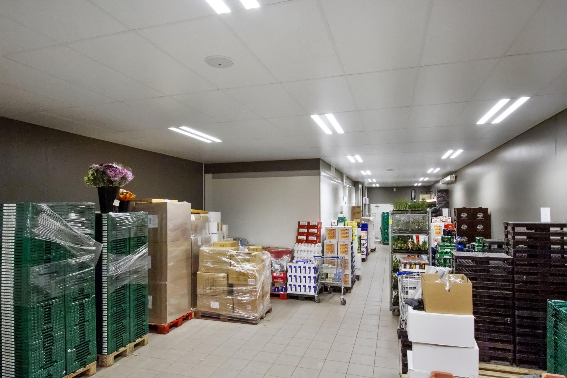Bolig/erhverv på Østergade i Rødekro - Forretning