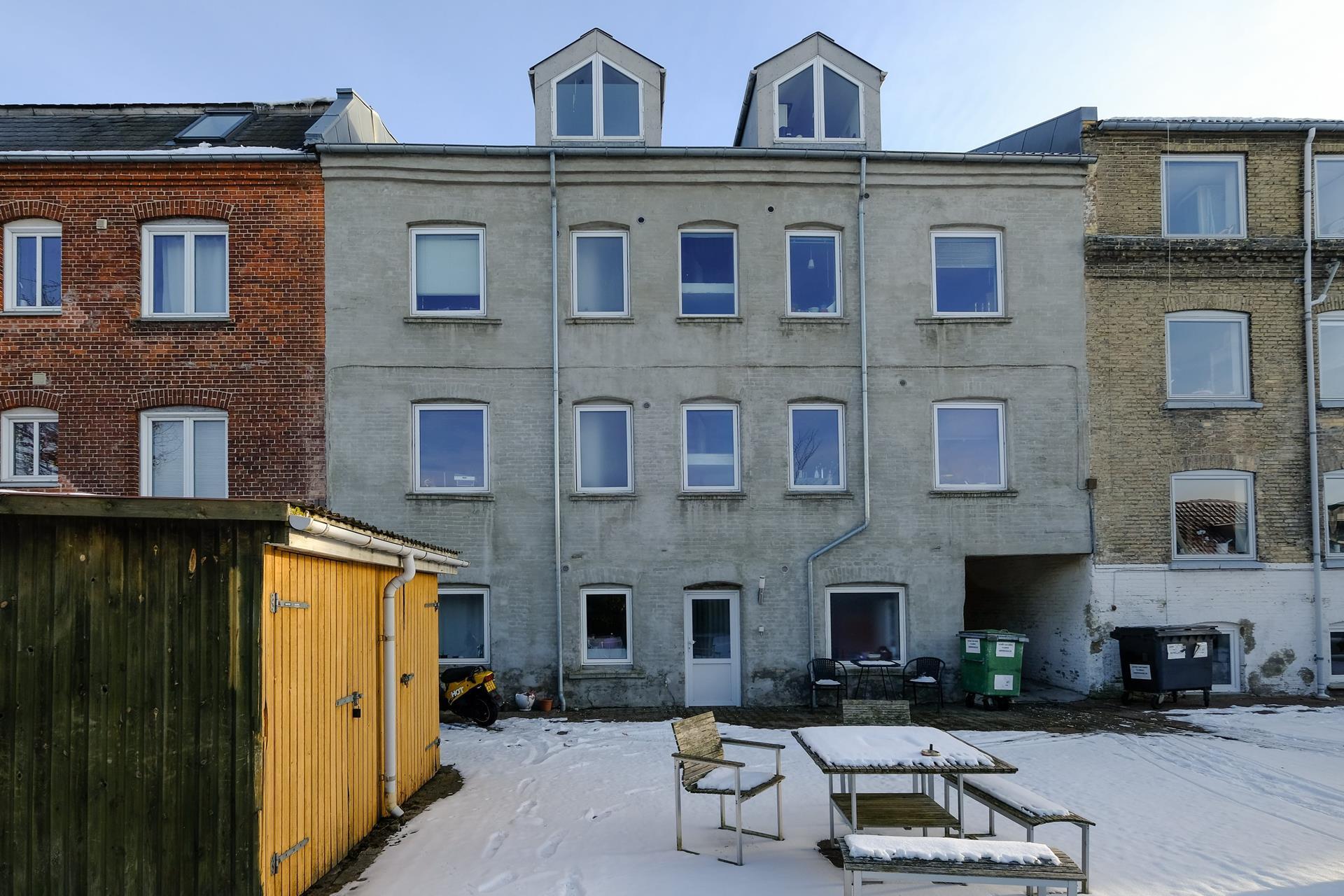 Boligudlejning på Grønnegade i Aalborg - Ejendommen
