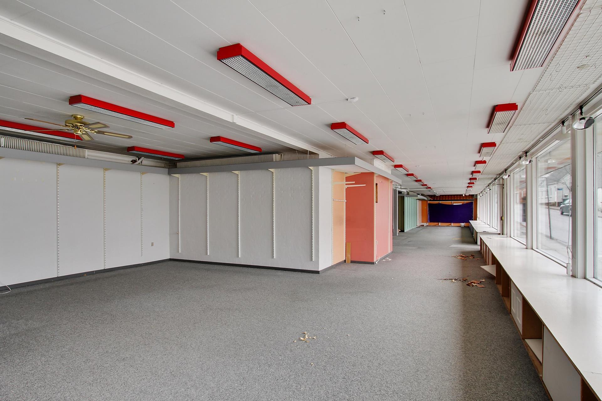 Bolig/erhverv på Østergade i Hadsund - Forretningslokale