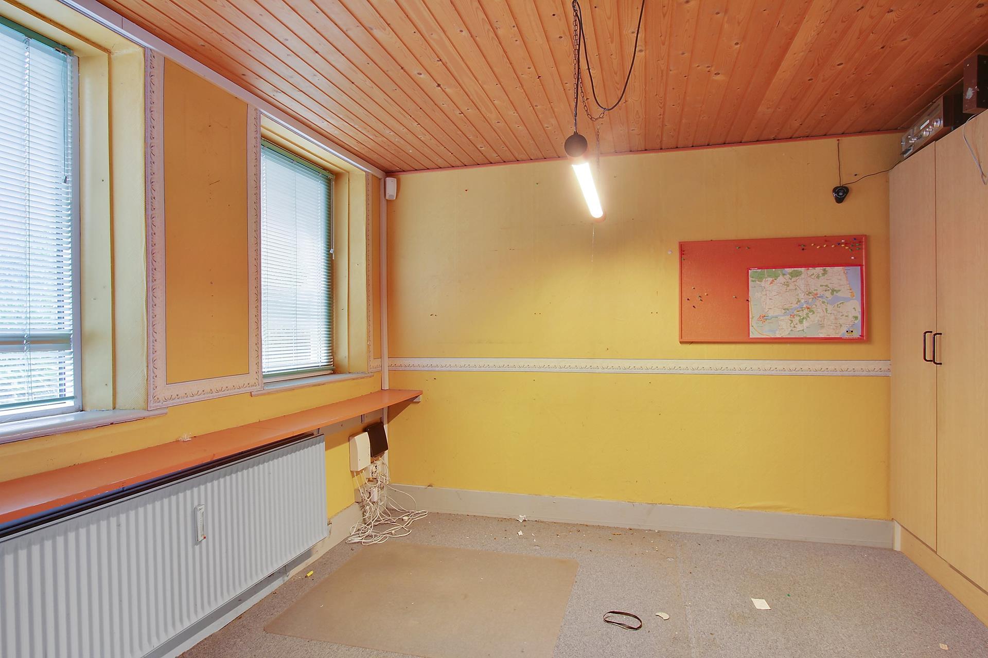 Bolig/erhverv på Østergade i Hadsund - Kontor