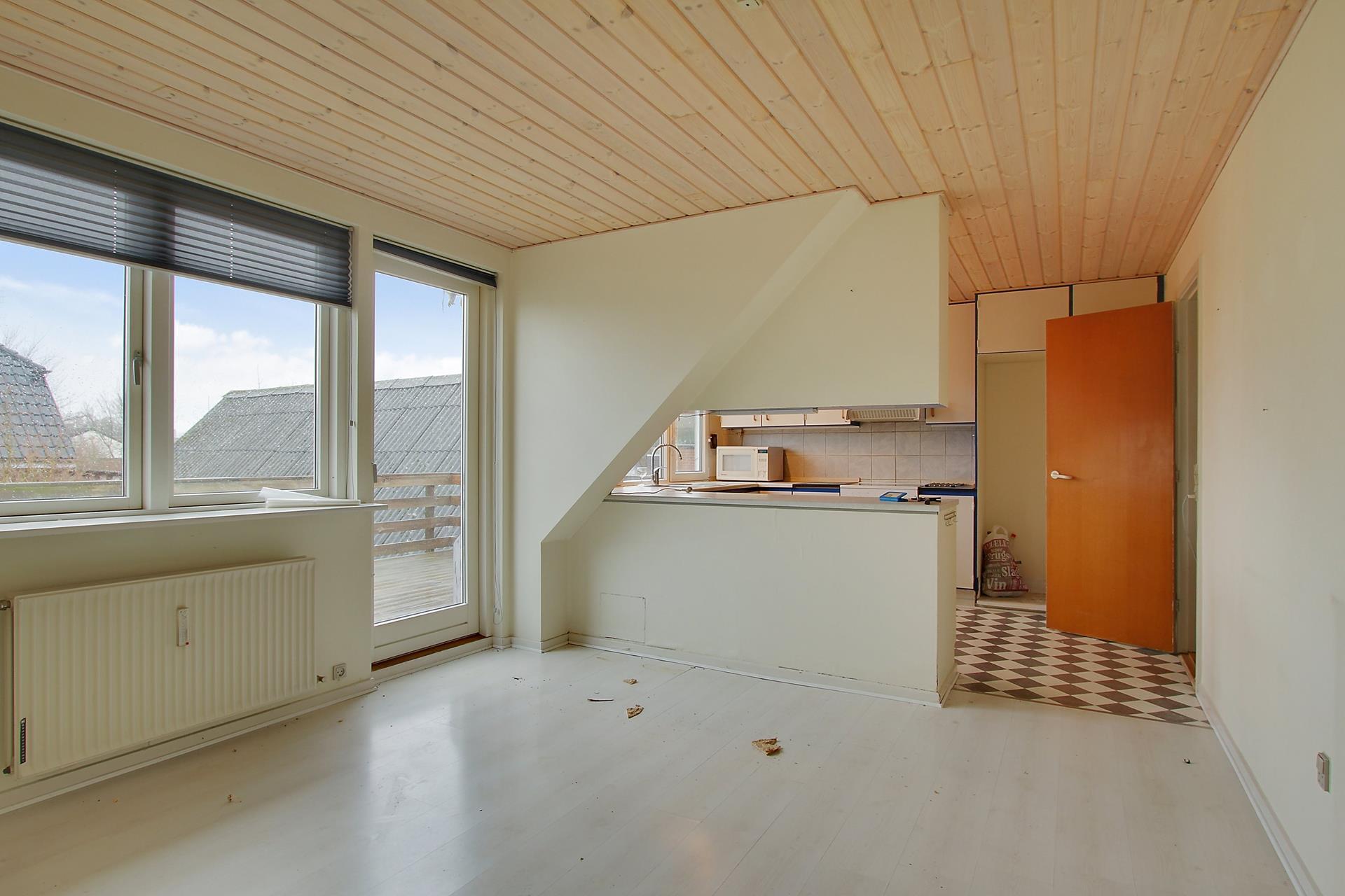 Bolig/erhverv på Østergade i Hadsund - Køkken alrum