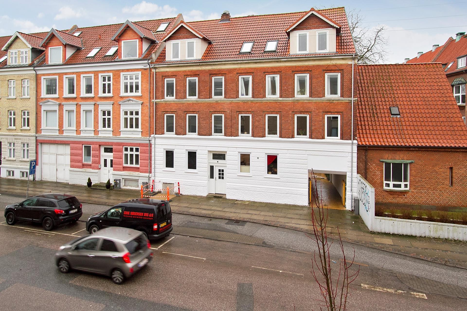 Boligudlejning på Kastetvej i Aalborg - Ejendommen