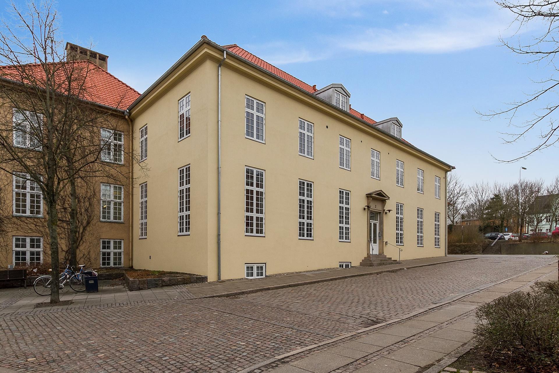 Boligudlejning på Bryggergade i Nørresundby - Facade