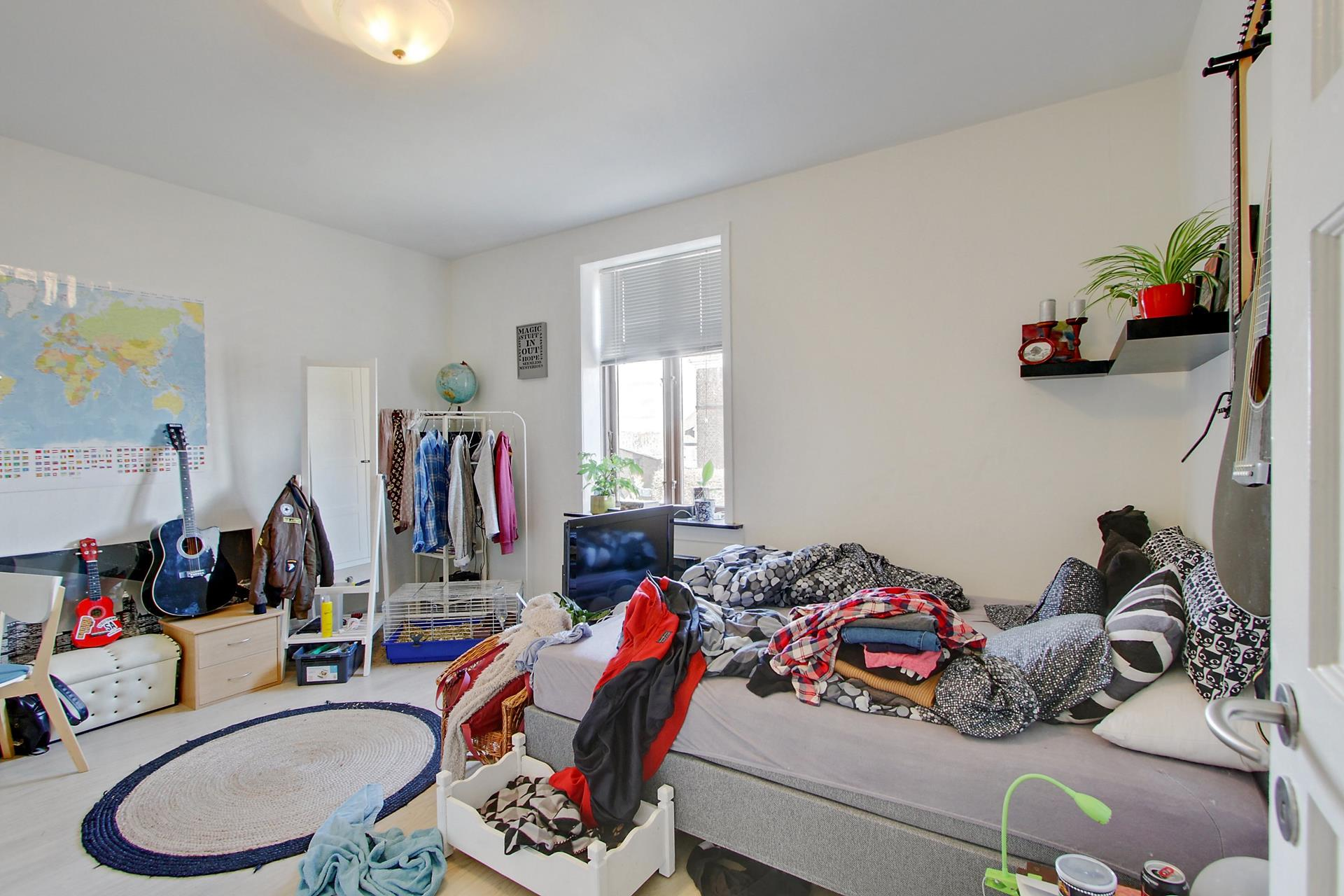 Bolig/erhverv på Tyge Brahes Vej i Aalborg - Soveværelse