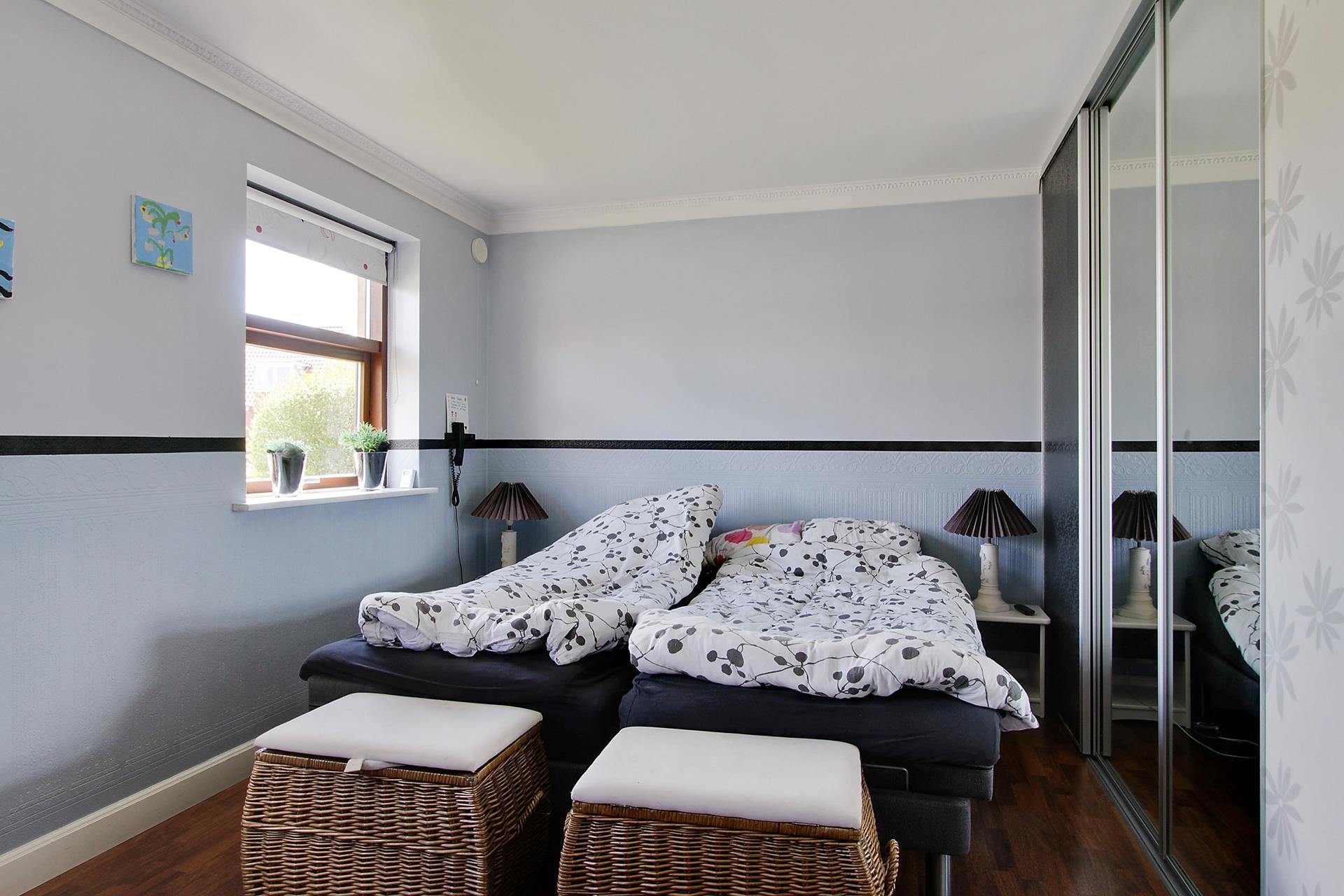 Bolig/erhverv på Brorsonsvej i Hjallerup - Soveværelse