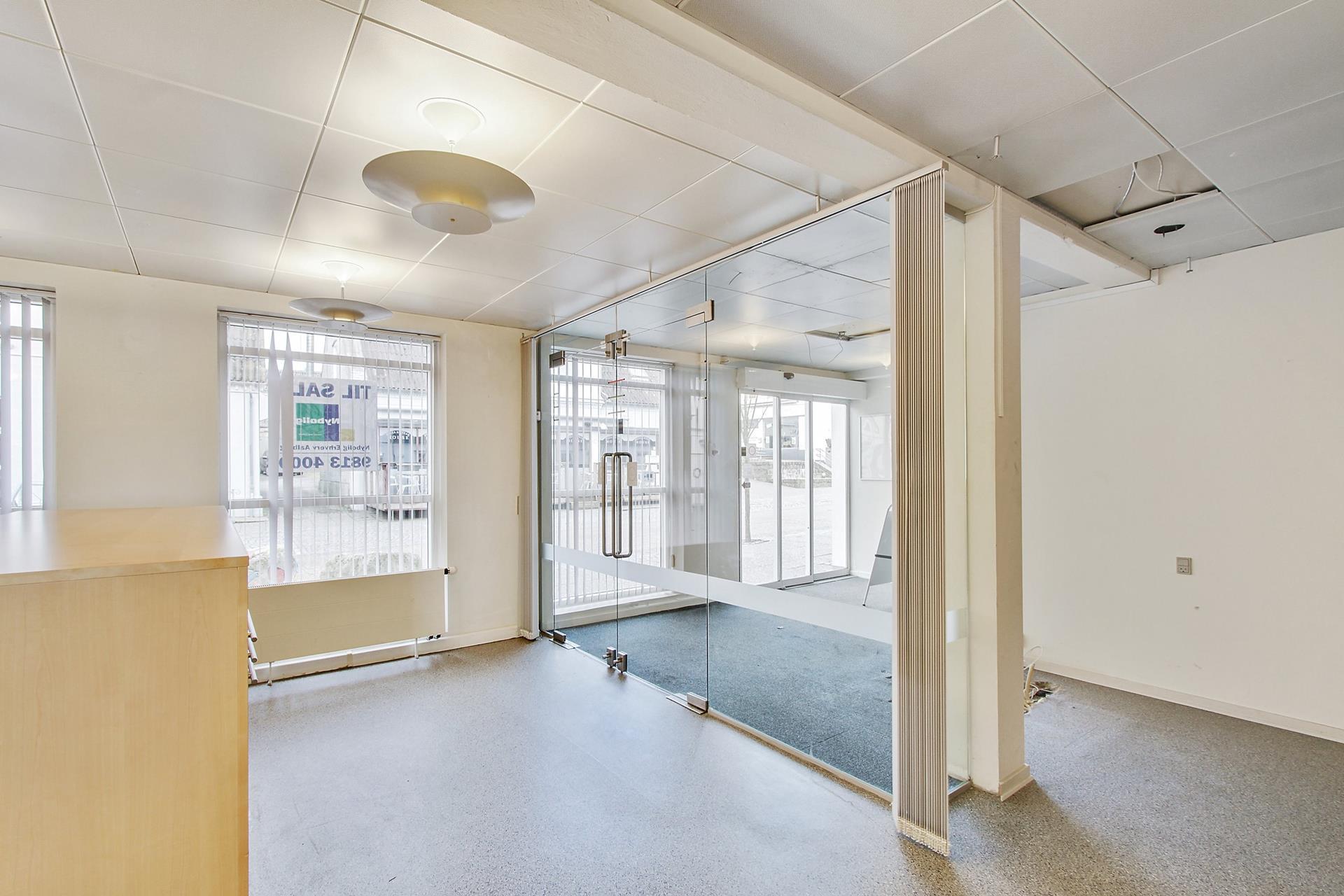 Boligudlejning på Storegade i Hadsund - Kontor