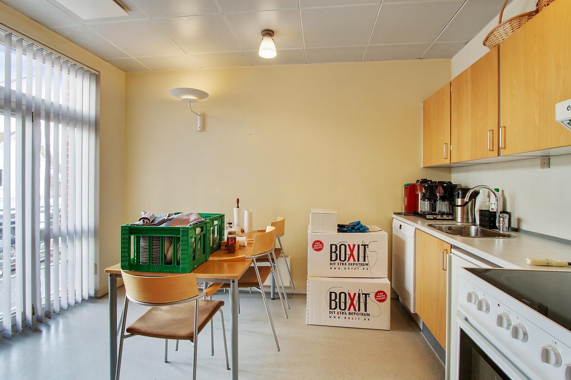Boligudlejning på Storegade i Hadsund - Køkken