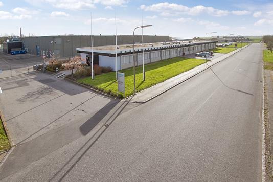 Produktion/lager på Fåborgvej i Aalborg Øst - Ejendommen