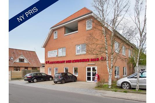 Projektejendom på Præstegårdsvej i Aars - Ejendommen