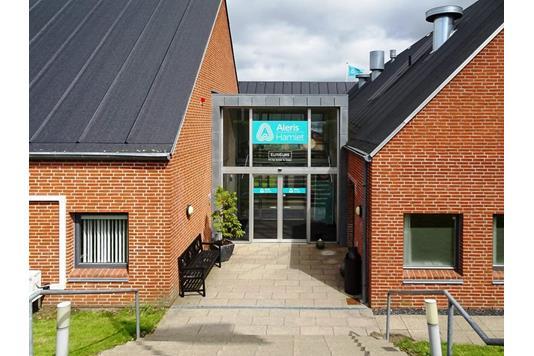 Bolig/erhverv på Sofiendalsvej i Aalborg SV - Ejendommen