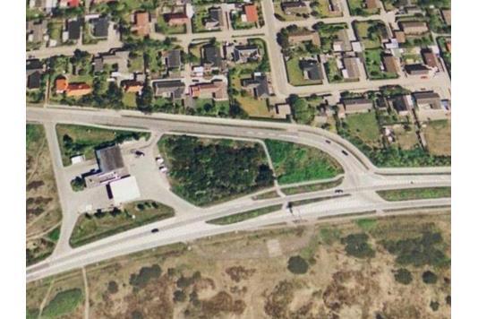 Kontor på Højensvej i Skagen - Luftfoto