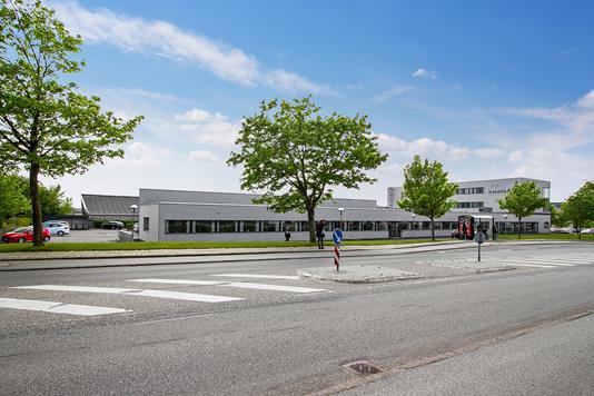 Kontor på Gøteborgvej i Aalborg SV - Ejendommen