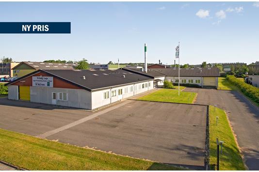 Produktion/lager på Ølgodvej i Aalborg Øst - Ejendommen