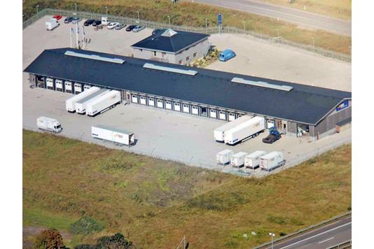 Produktion/lager på Hedelund i Nørresundby - Ejendommen