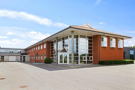 Produktion/lager på Tilstedvej i Thisted - Hovedbygning