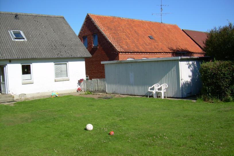 Boligudlejning på Nørregade i Sæby - Andet