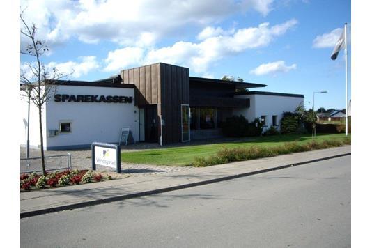 Kontor på Vennebjergvej i Løkken - Ejendommen