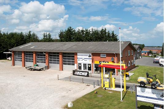 Produktion/lager på Suderbovej i Frederikshavn - Andet