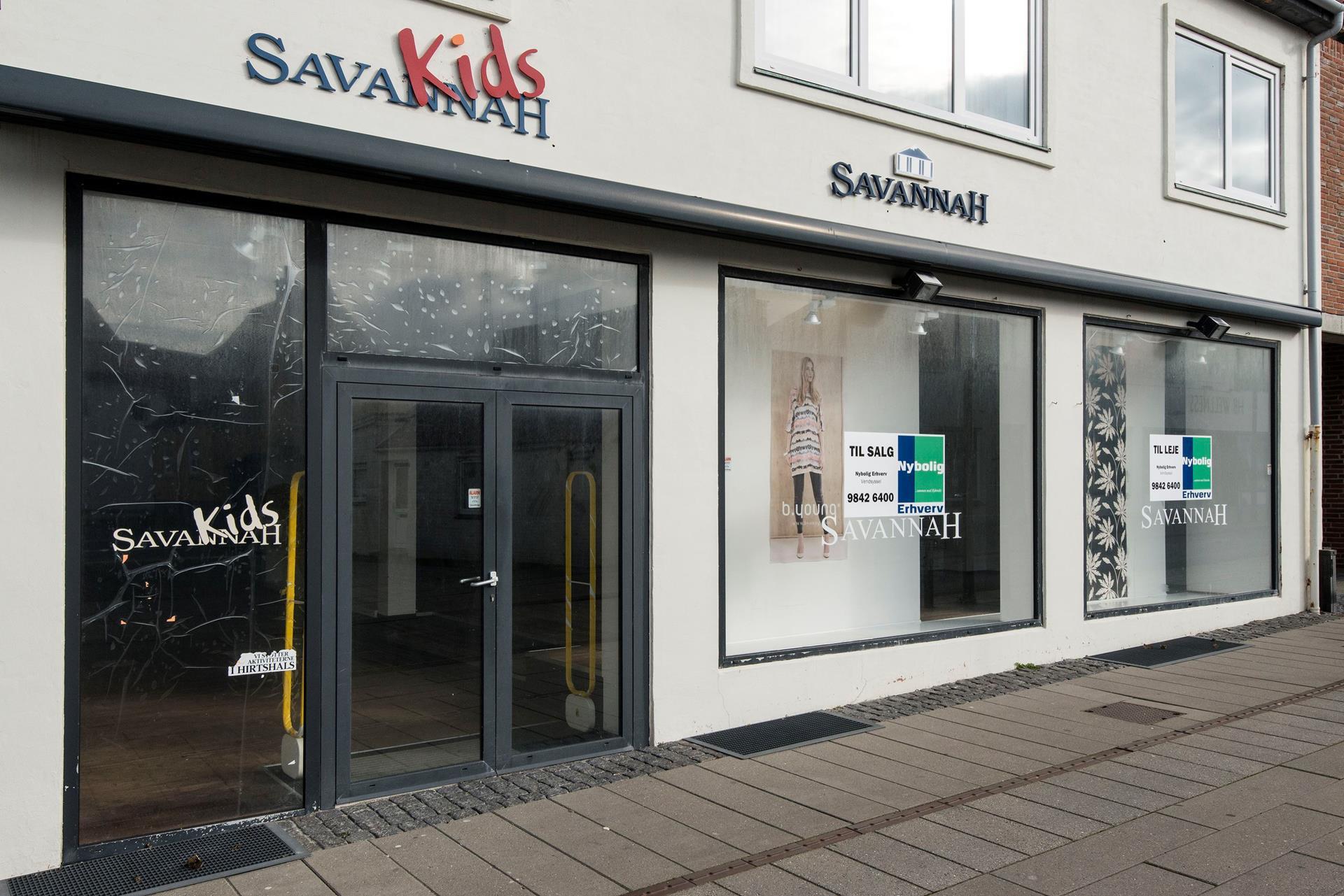 Bolig/erhverv på Nørregade i Hirtshals - Andet