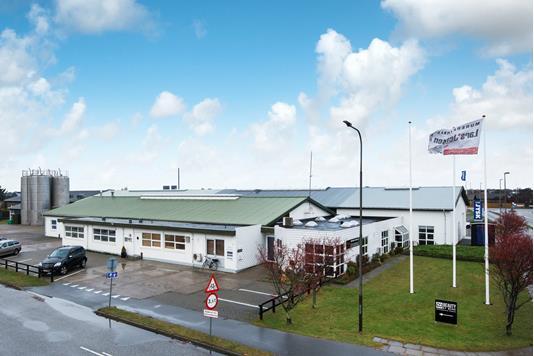 Produktion/lager på Østersøvej i Skagen - Andet