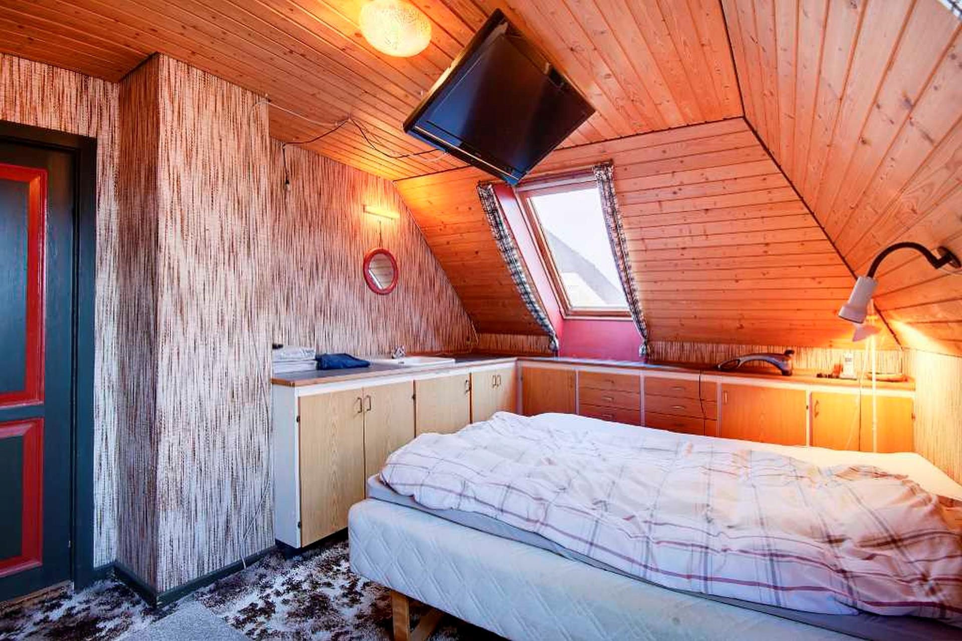 Bolig/erhverv på Sct. Clemens Vej i Skagen - Soveværelse